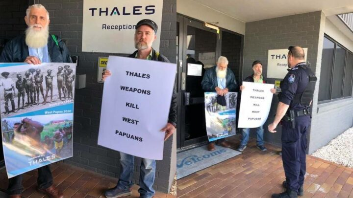 Weapons industry