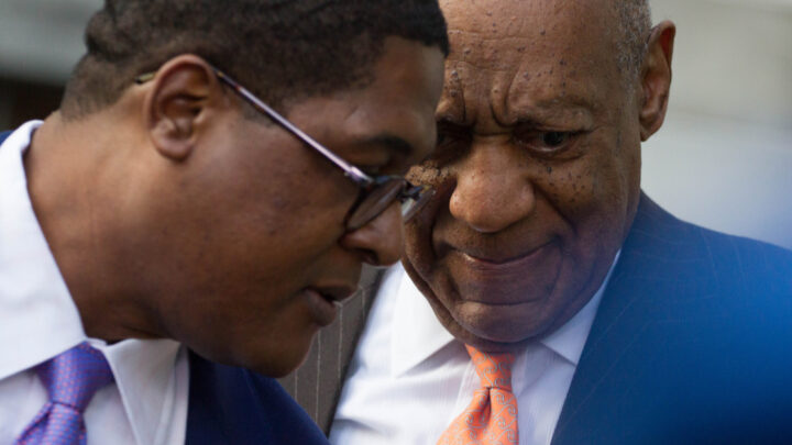 Bill Cosby and Lawyer