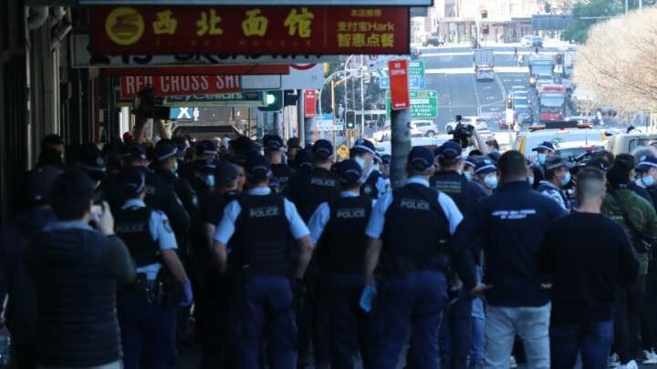 Lockdown Protesters