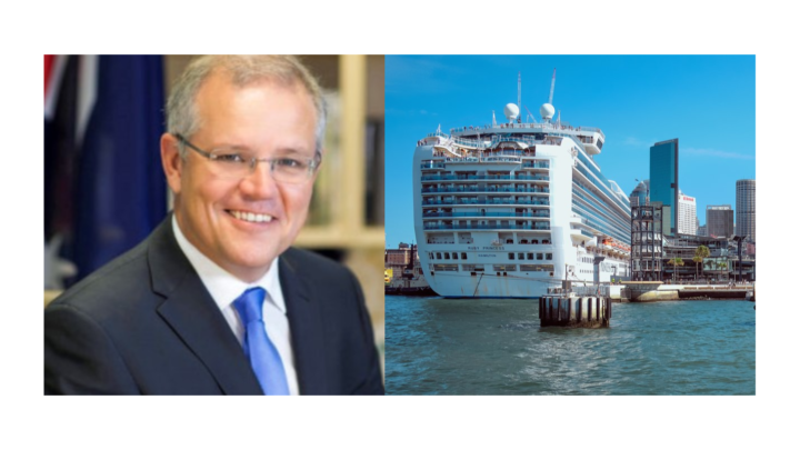 Scott Morrison and the Ruby Princess