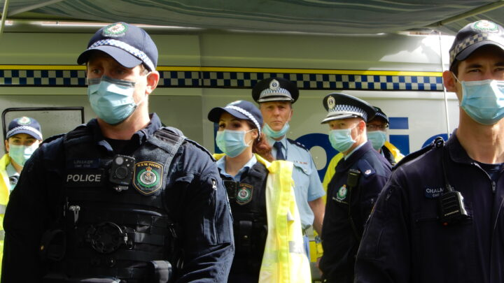 Police in the Western Suburbs
