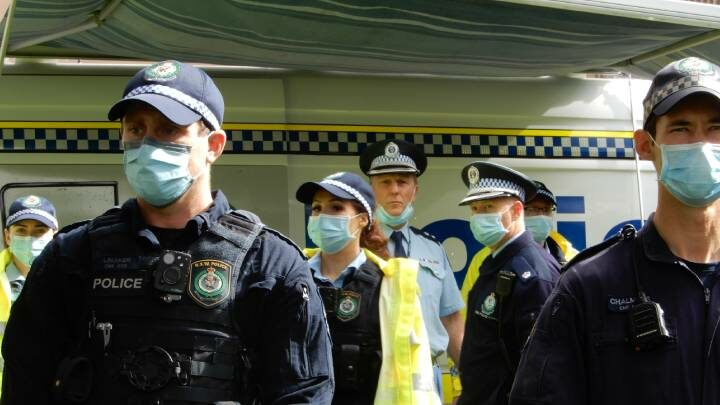 Policing Pandemic