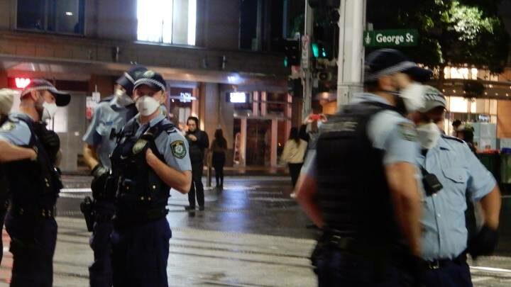 COVID Law Enforcement