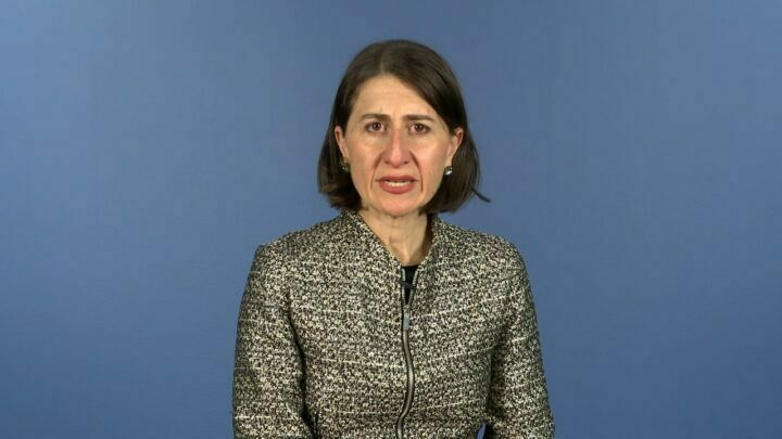Gladys Berejiklian no longer Premier