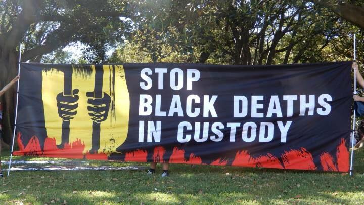 Stop Black deaths